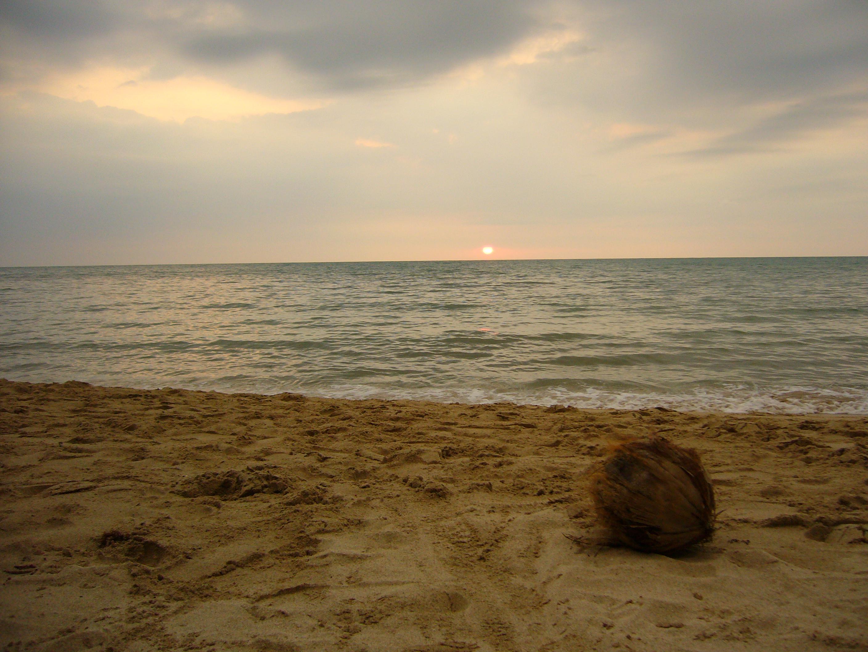 la plage....